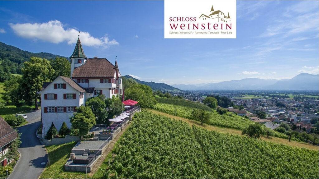 Schloss Weinstein Marbach